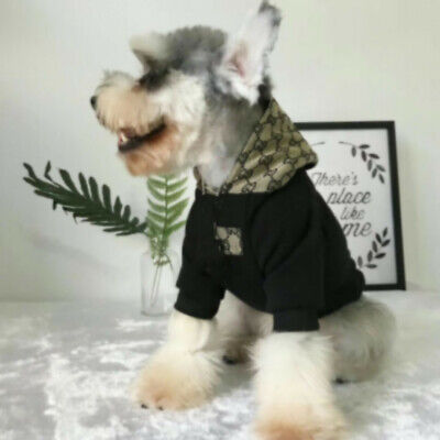 Dog Clothes Winter Fleece Warm Jacket for Small Pets Hoodie best
