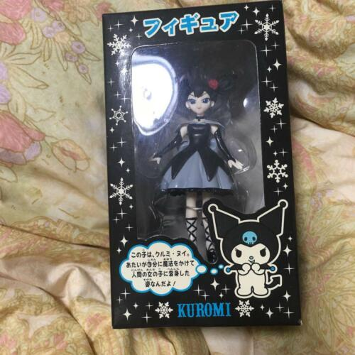 Sanrio Onegai My Melody Kuromi Kurumi  figia Japan rare kawaii