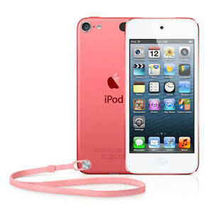 Apple iPod Touch 5th Generation 64GB MP3 Player - Pink, Ships Worldwide!