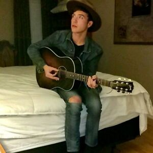 Live music by James Wilson
