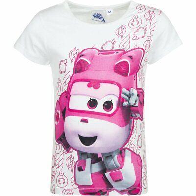 T-Shirt weiß (Super Mädchen-shirt)