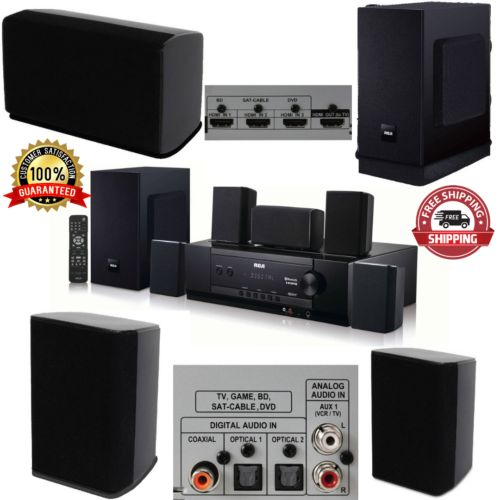Bluetooth Home Theater System Wireless Audio Surround Sound