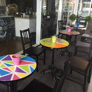 TAKE OVER CAFE LEASE ASAP- FREE EQUIPMENT Brisbane City Brisbane North West Preview