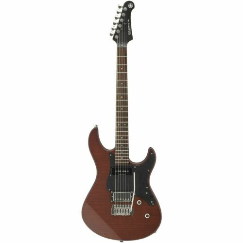 Yamaha Pacifica PAC611VFMX Limited Electric Guitar - Matte R