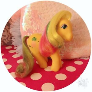 G1 vintage Tropical  My Little Pony Tootie Tails