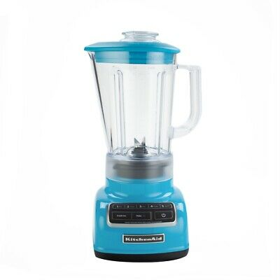 KitchenAid Refurbished 5-Speed Classic Blender | Crystal Blue