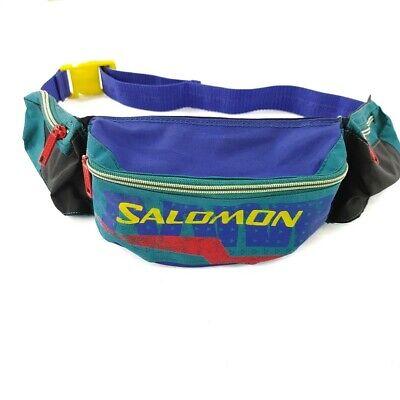 Black SALOMON Unisex Nordic 3 Pairs 215 Ski Bag Ns