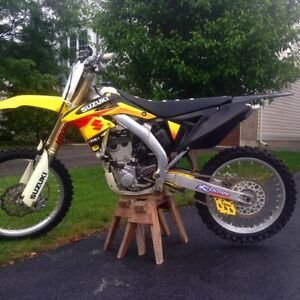 2011 RMZ fuel injected 4200obo