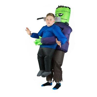 ares Frankenstein Kostüm für Kinder (Aufblasbare Frankenstein)