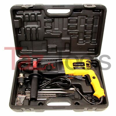 1 Rotary Hammer Electric Drill Sds Plus Rotary Drill Hammer 800w Reversible