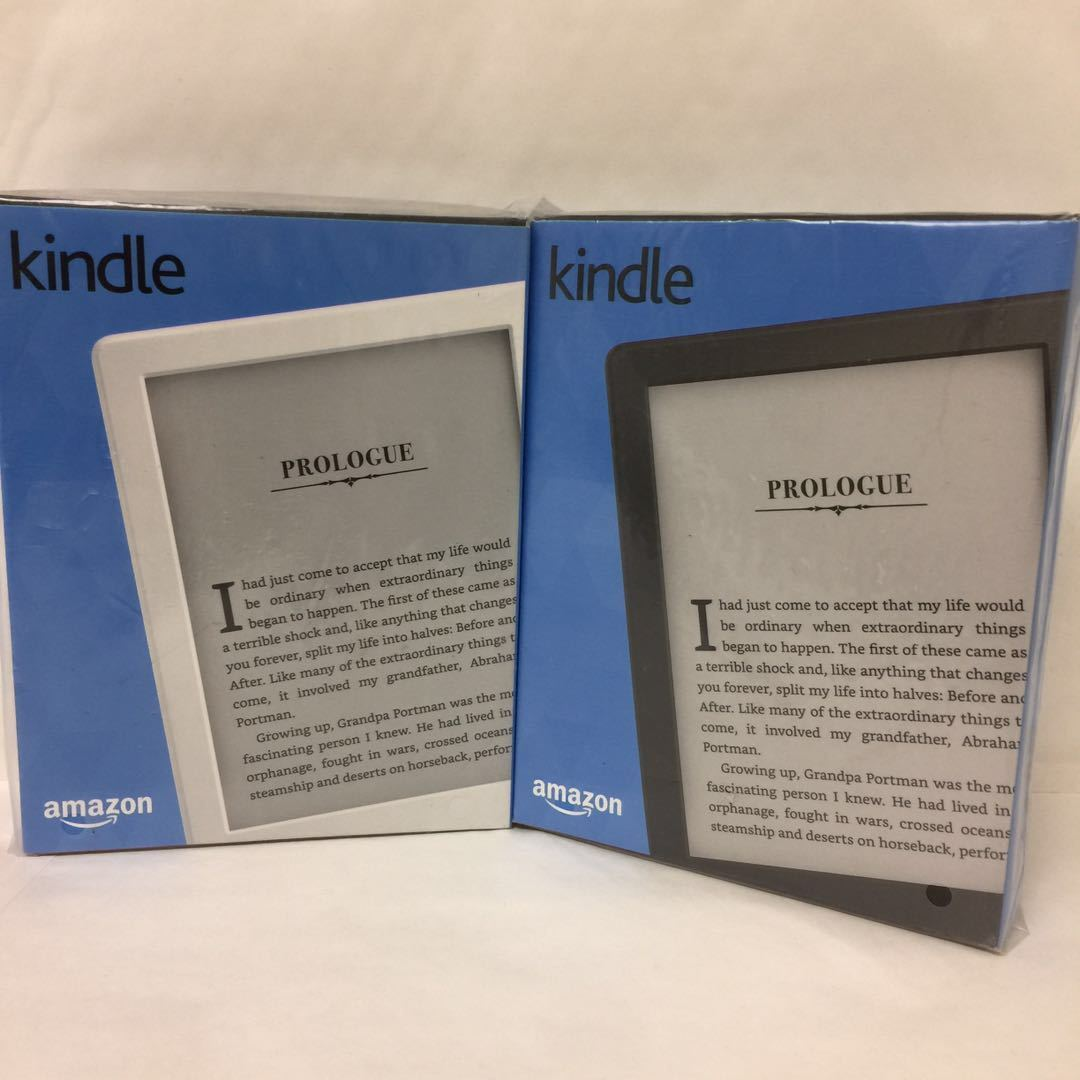 """Brand New Kindle E-reader 6"""" Glare-Free Touch Display, Wi-Fi"""