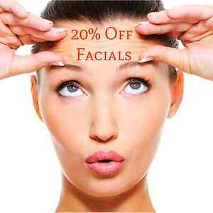 Facials, Massage, Body Exfoliation, Waxing, Tinting, Spray Tans Aberglasslyn Maitland Area Preview