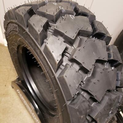 4-tires 12-16.5 Tires Tiron Skid-steer Backhoe Tire 1216.5 L-5 14pr 12165