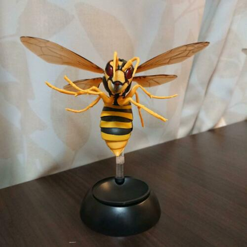 BANDAI Yellow Wasp Bee Hornet PVC Action Figure model with joints