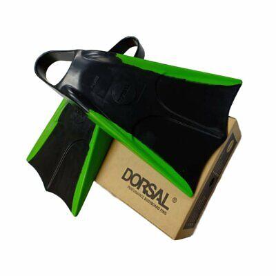 DORSAL Bodyboard Swimfins  Black