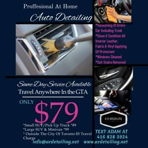 Ardetailing.net mobile auto detailing