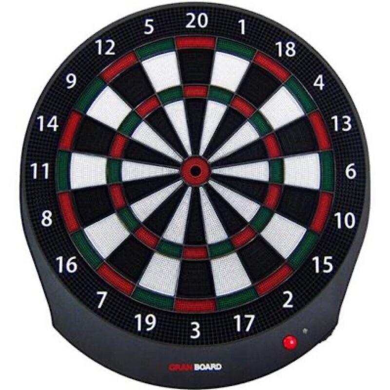 Gran Darts Dash Board - Green