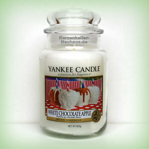 Yankee Candle® Housewarmer® White Chocolate Apple 623 g