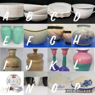 Kitchen Wares / Home Decor