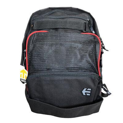 Etnies Backpack - Skateboard Strap Holder - Black