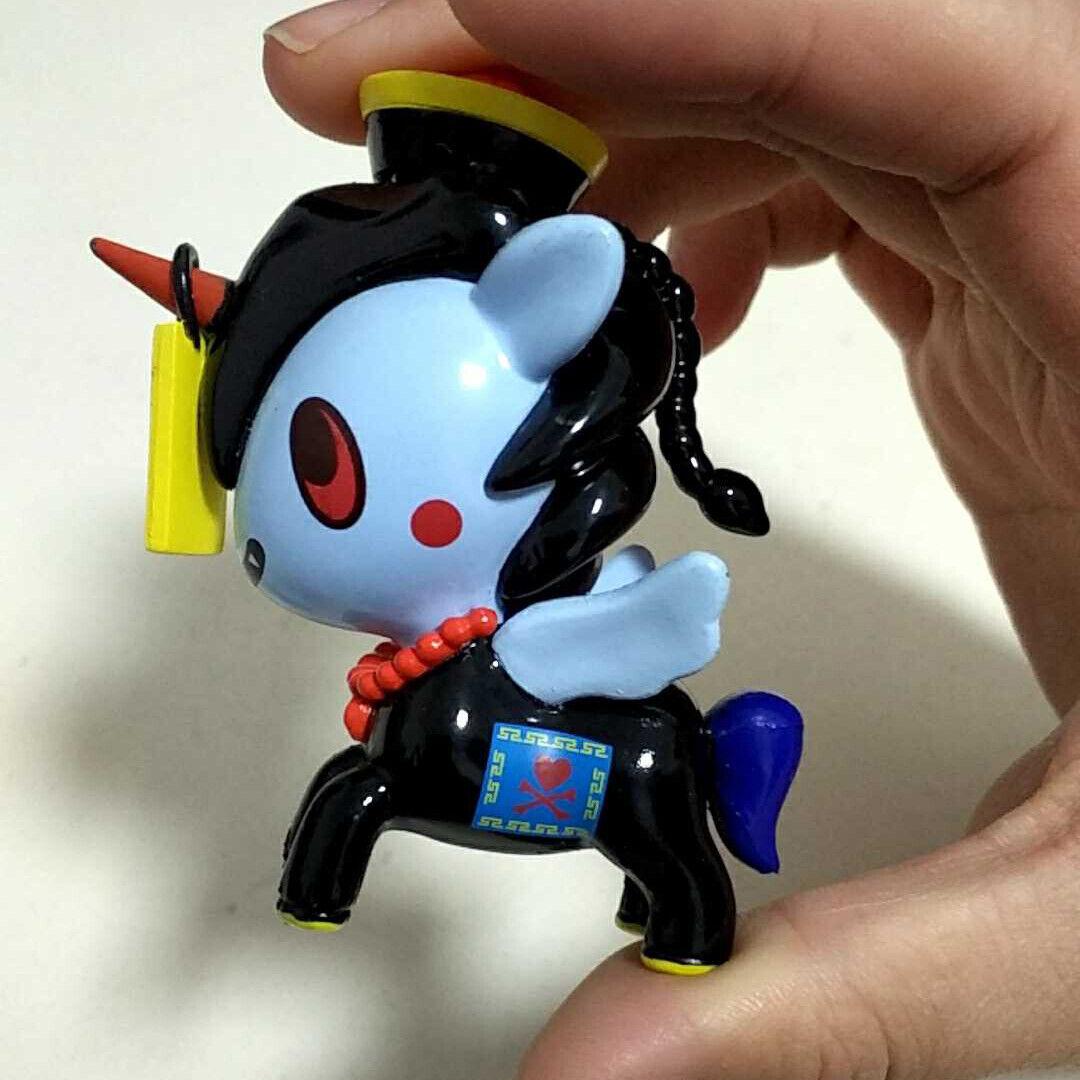 TOKIDOKI Happy Halloween Midnight Mini Figure Designer Art Toy Figurine New
