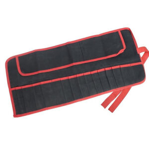 15 Pocket Canvas Tool Roll Spanner Tool Storage *Water Resistant* Amtech N1400