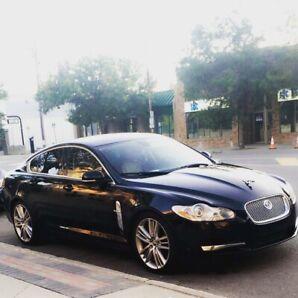Jaguar XF 5.0 Supercharged V8