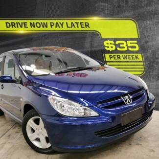 $35pw - warranty, roadside, rego, RWC - 2003 Peugeot 307 XSE Williamstown North Hobsons Bay Area Preview