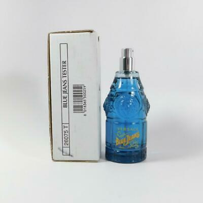Blue Jeans By Versace EDT For Men 2.5 oz / 75 ml *NEW IN TST BOX*