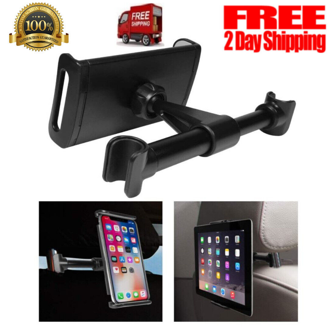 Macally Car Headrest Mount Holder for Apple iPad Pro/Air/Min