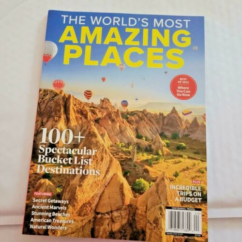 The Worlds Most Amazing Places Best of 21 Where you can Go Now 100+ Destinations