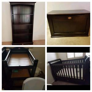 Boori baby furniture Biloela Banana Area Preview