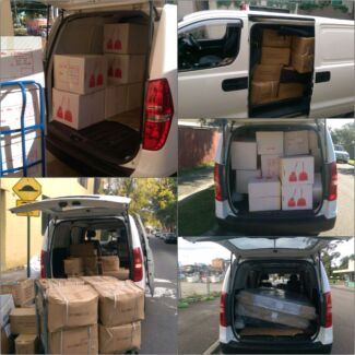 SAM'S VAN HIRE/cheap removal service Marrickville Marrickville Area Preview