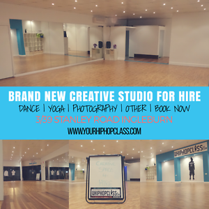 Brand New Creative Studio For Hire (Dance/Fitness/Photography) Ingleburn Campbelltown Area Preview