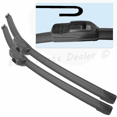 Peugeot 206 CC SW wiper blades 2000-2007 Front