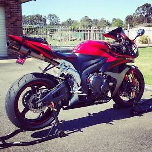 2007 Honda CBR600RR Low Km's - Every mod you could want!!!! Abbotsford Canada Bay Area Preview