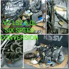 VZ HSV LS2 6.0L T56 M12 SIX SPEED MANUAL CONVERSION CLUBSPORT R8 Maryborough Fraser Coast Preview