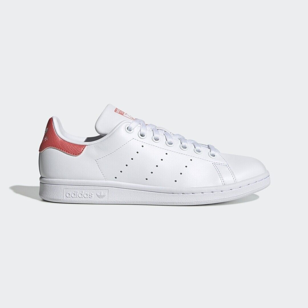 Adidas Originals Stan Smith White Tactile Rose Women Lifestyle gym shoes FV6326
