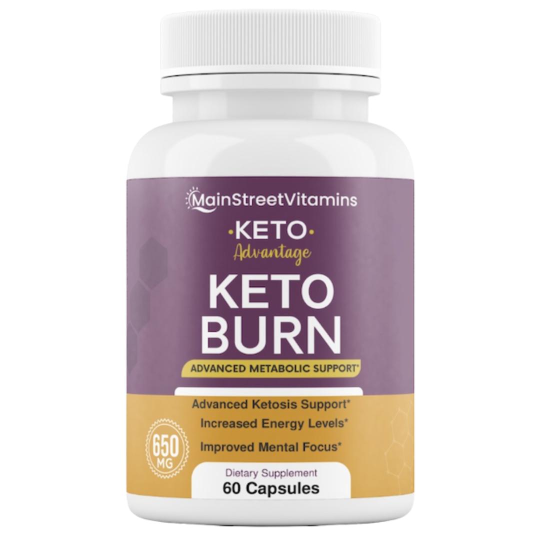 Keto Advantage Keto Burn - 60 Capsules