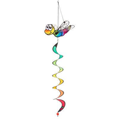 ly Twist Rainbow Garten Dekoration (Dragonfly Windspiel)