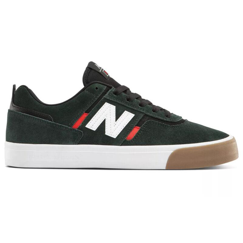 "New Balance # Numeric ""306"" Sneakers (Dark Green/Red) Men"