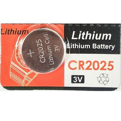 CR2025 3V cc Lithium Coin Cell Battery Button Batteries CR 2025 DL 2025BR