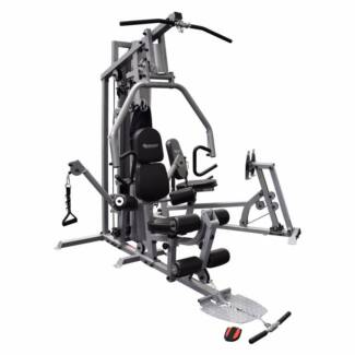 Home gym Multi Station Steel Weight Stack New + 5 Year Warranty