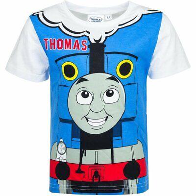 Thomas und seine Freunde Jungen T-Shirt weiß