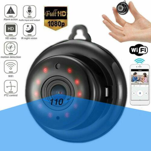 1080P Mini Wireless WIFI IP Camera HD Smart Home Security Ca