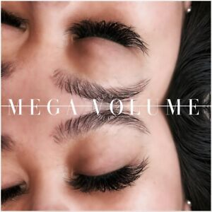 MEGA VOLUME EYELASH EXTENSIONS/ Do 5 refills & 6th is FREE!