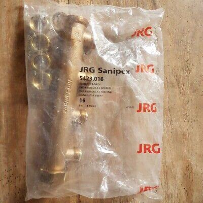 JRG Gunzenhauser Sanipex T-Stück T16  5468.016