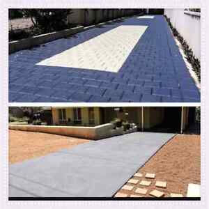 Driveway painting and cleaning Plumpton Blacktown Area Preview