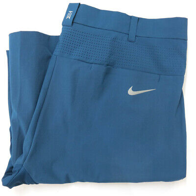 NWT $125.00 Tiger Woods Nike Golf Pants Men Size 36×34 style 585784