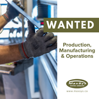 Experienced Machinist Needed